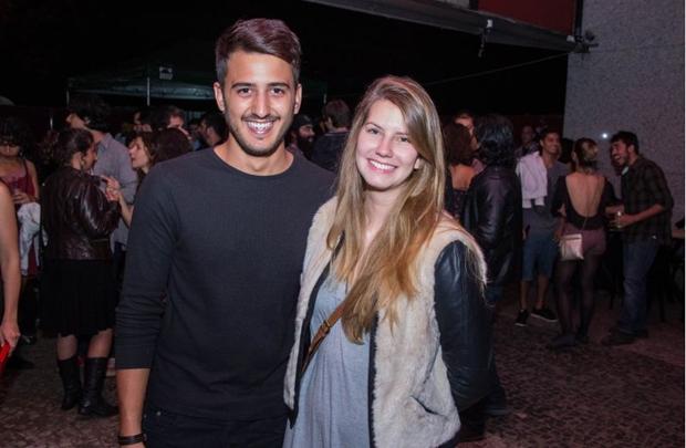 Filipe Mariano e Juliana Lagos (Romulo Juracy/Esp. CB/D.A Press)