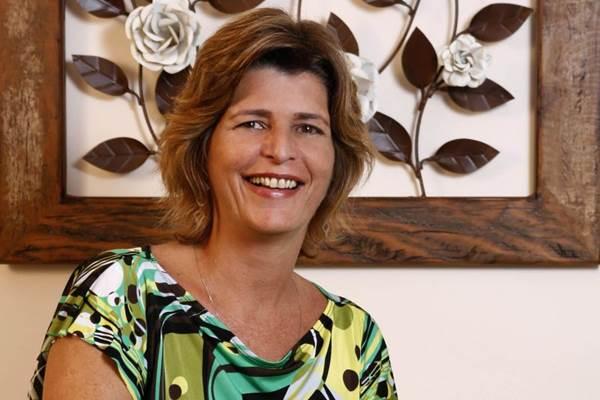 Cristianne Fridman foi a autora da novela 'Chamas da Vida' (Pedro Paulo Figueiredo/Carta Z Noticias)