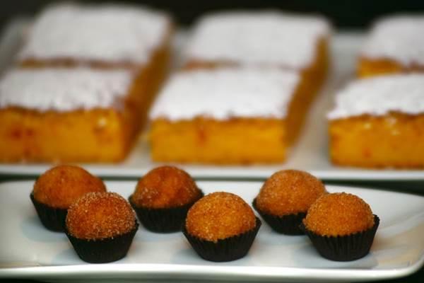 Brigadeiro de curau e bolo de milho sem glúten: opções para todos os públicos (Ed Alves/CB/D.A Press)