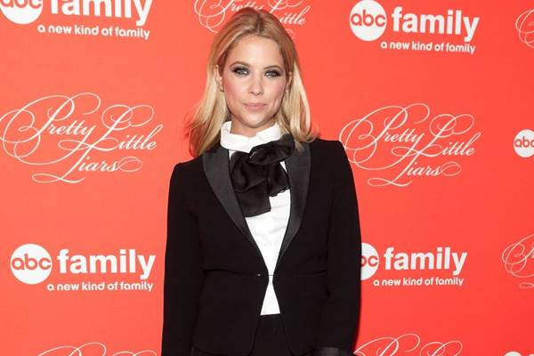 Estilosa, a personagem de Ashley Benson é a mais patricinha de 'Pretty little liars' (D Dipasupil/Getty Images/AFP)
