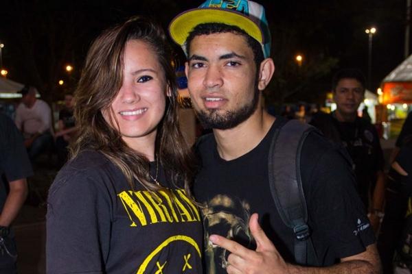 Alessandra Alves e Danilo Vaz  (Rômulo Juracy/Esp.Cb/D.A Press)