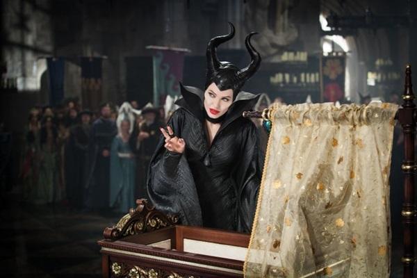 Malévola é um retorno ao conto clássico para tentar compreender onde nasce a crueldade da bruxa (Disneyt/Divulgação)