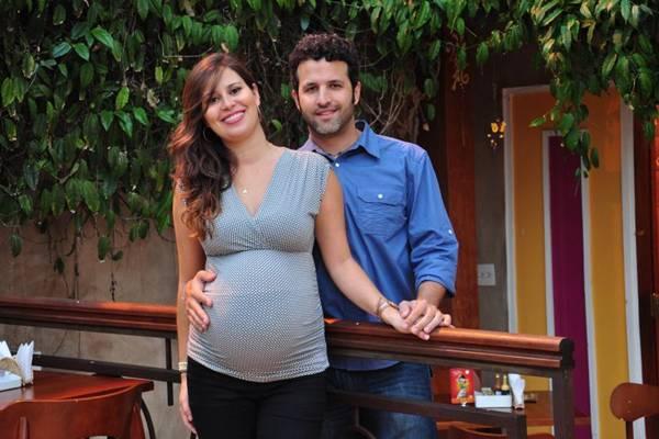 Gabriela Marmo e Igor Marmo, do restaurante Mucho Gusto (Paula RafizaEsp. CB/D.A Press)