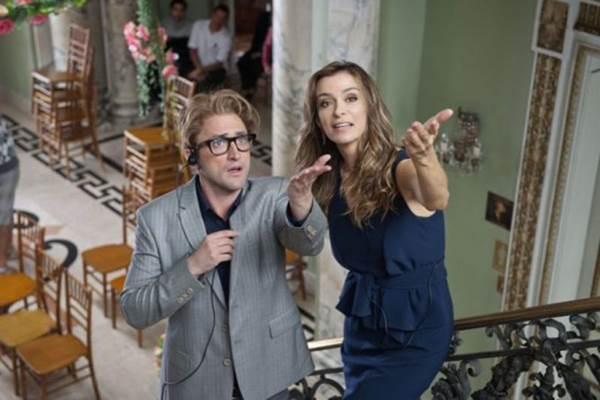 Paulo Gustavo e Mônica Martelli garantem bons momentos à comédia (Downtown Filmes/Divulgação)
