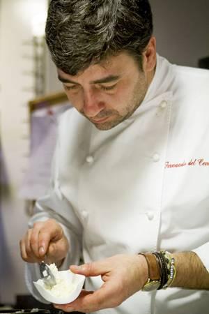Fernando del Cerro é um dos chefs que estarão no Instituto Cervantes (Síbaris/Divulgação)