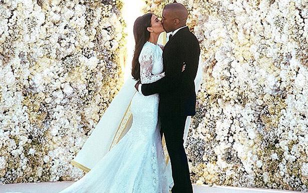 Cerimônia de casamento e comemorações milionárias do casal 'Kimye' aconteceram no fim de semana (Instagram/reprodução)