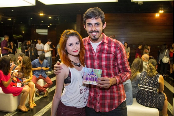 Adriane Ribeiro e Daniel Rodrigues (Romulo Juracy/Esp. CB/D.A Press)