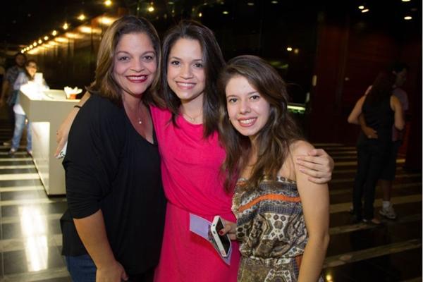 Karla Rocha, Ester Fernandes e Mariana Arruda (Romulo Juracy/Esp. CB/D.A Press)