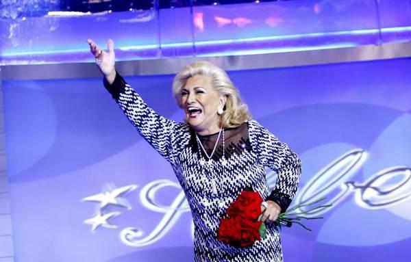 A apresentadora Hebe morreu em 2012  (Lourival Ribeiro/SBT)