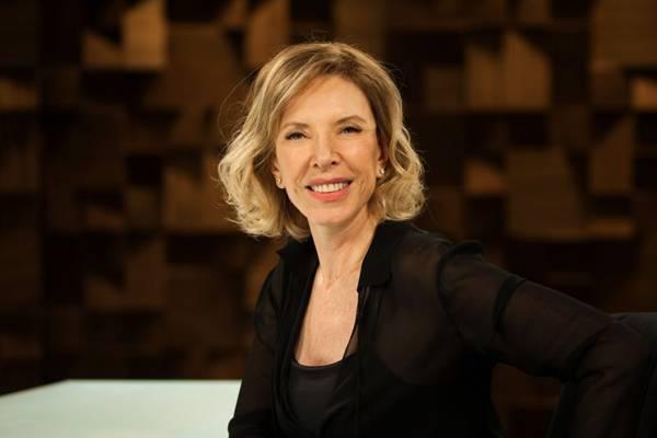 A apresentadora já entrevistou mais de 10 mil pessoas ao longo da carreira (Eliana Rodrigues/Divulgação)