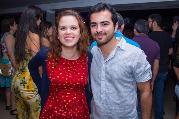 Ana Rosa e Felipe Medeiros  (Romulo Juracy/Esp. CB/D.A Press)