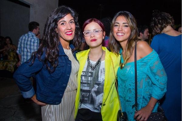 Luana Nascimento, Marília Braz e Ana Lígia  (Romulo Juracy/Esp. CB/D.A Press)