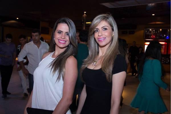 Liliane Resende e Luciana Braga (Romulo Juracy/Esp. CB/D.A Press)