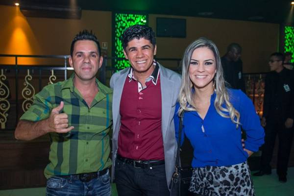 Marcos Ferreira, Roberto Oliveira e Juliane Ferreira (Romulo Juracy/Esp. CB/D.A Press)