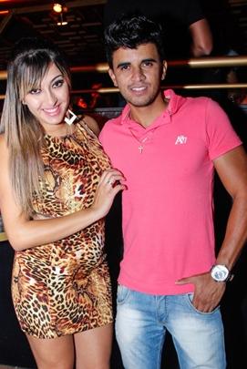 Nathyerllen Dias e Wanderson Oliveira  (Romulo Juracy/Esp. CB/D.A Press)