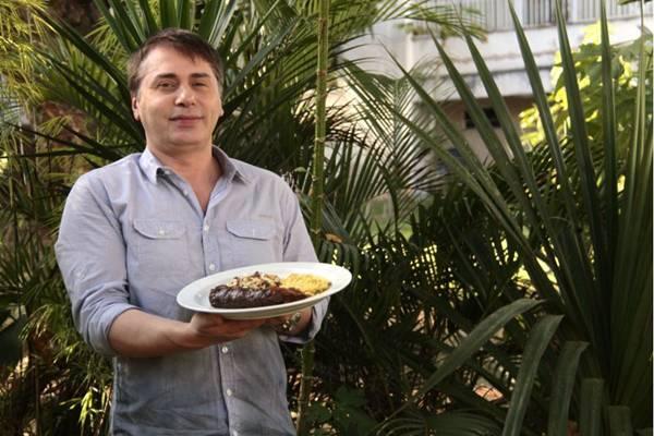 No Brasília Prime Grill, a picanha é servida ao ponto francês  (Ana Rayssa/Esp. CB/D.A Press)