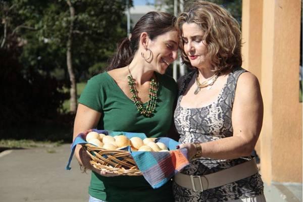 A receita do pão de queijo do Forninho Mineiro passa por três gerações (Ana Rayssa/Esp. CB/D.A Press)