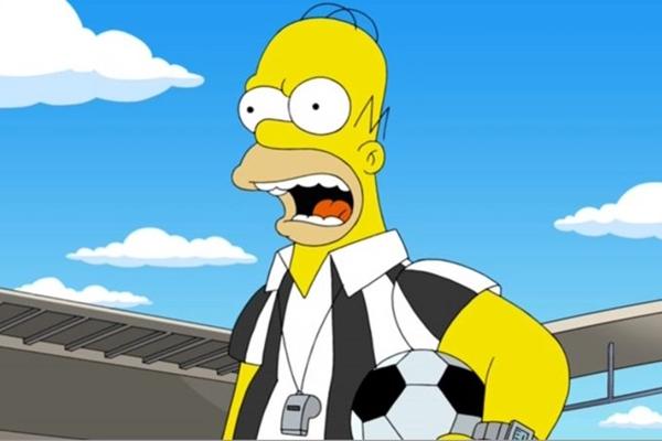 Homer Simpsons como juíz  (Fox/Divulgação)