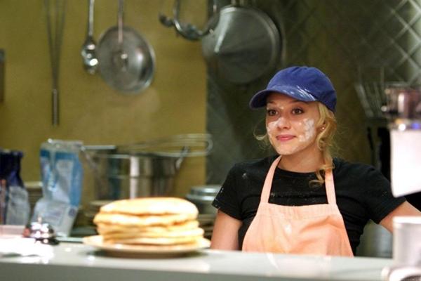 Cena do filme A nova Cinderela, com Hillary Duff (Warner Bros/Divulgacao)