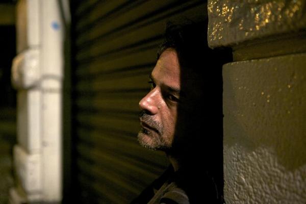 Ângelo Antônio gravou cenas como Vicente em um lixão real (Procultura/Divulgação)
