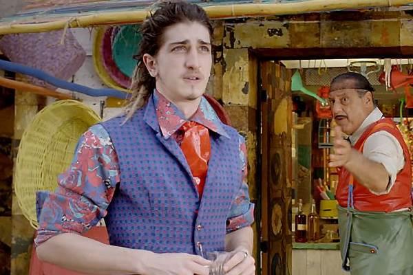 Ferdinando na novela 'Meu pedacinho de chão' (Globo/Divulgação)