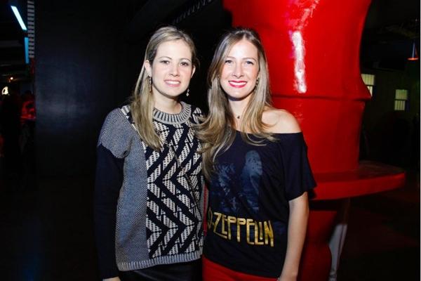 Viviane Zanotti e Juliana Aguiar (Romulo Juracy/Esp. CB/D.A Press)