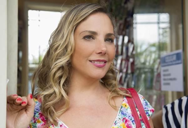 Heloísa Perissé: 'Gosto de interpretar tipos populares' (Estevam Avellar/TV Globo)