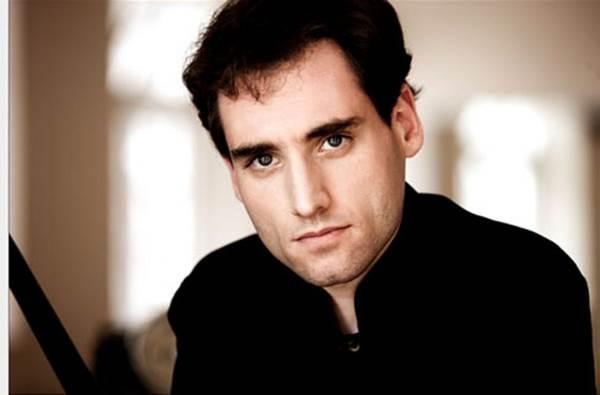 Pianista Boris Giltburg (Chris Gloag/Divulgação)