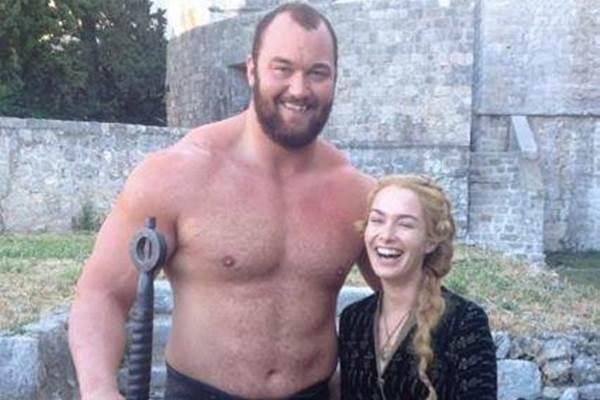 Ator islandês chocou espectadores em sua participação na série (Reprodução/Facebook)