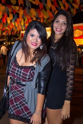 Lorena Lima e Cristiane Ramalho (Rômulo Juracy/Esp.CB)