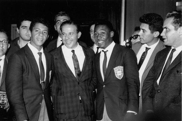 A série 100 anos de Seleção Brasileira conta a história da equipe desde a fundação até o último título, em 2013  (Paulo Manhães/Arquivo Pessoal)