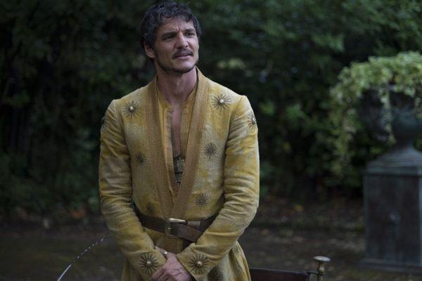 O ator chileno deu vida ao vingativo príncipe Oberyn Martell na 4ª temporada de Game of thrones (HBO/Divulgação )