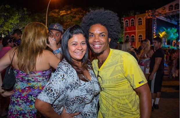 Valéria Araújo e Minho Sacramento (Rômulo Juracy/Esp. CB/D.A Press)