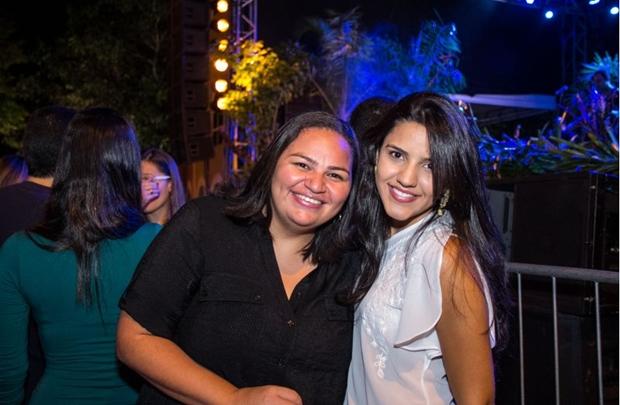 Katiuscia Santos e Debora Martins (Rômulo Juracy/Esp. CB/D.A Press)