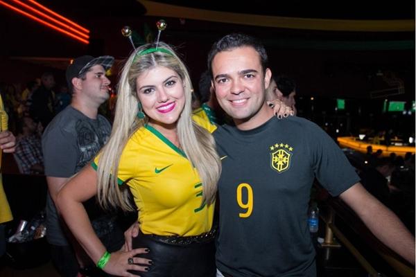 Bruna Veloso e Paulo Ricardo (Rômulo Juracy/Esp. CB/D.A Press)