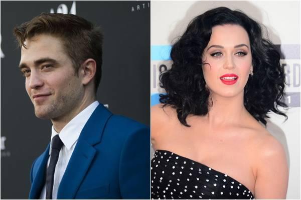 Astro de Crepúsculo estariam mantendo affair com cantora pop Katy Perry (REUTERS/Mario Anzuoni e PHOTO/Frederic J. Brown )