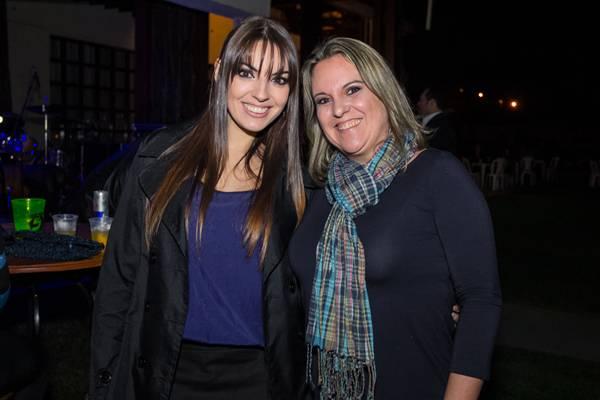 Ana Carolina Botelho e Liliane Amaral de Oliveira (Rômulo Juracy/ESP.CB/D.A PRESS)