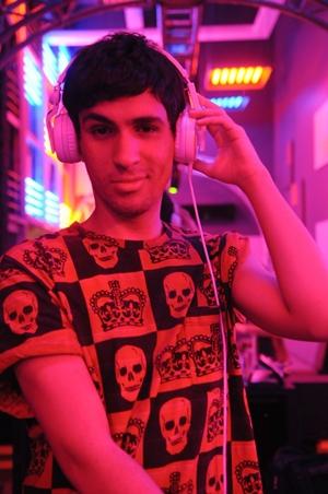 DJ Wilson Nemov é uma das atrações da noite (Luis Xavier de França/Esp. CB/D.A Press)
