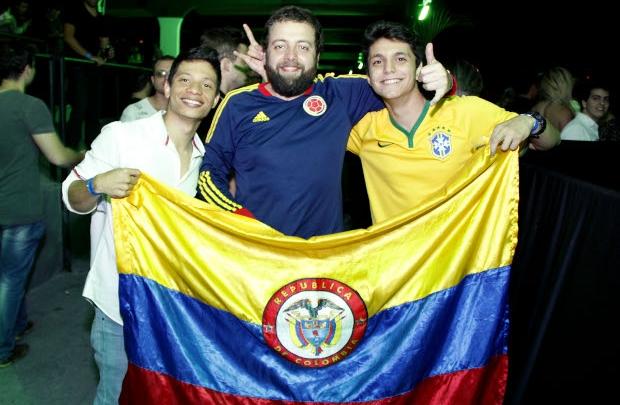Marco Gutierrez, Carlos Cifuentes e Marcos Borges  (Romulo Juracy/Esp. CB/D.A Press)