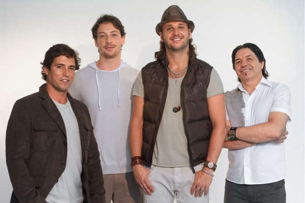 Grupo de forró Falamansa  (Eder Nascimento/Divulgação)