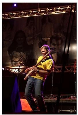 Músico Oswaldo Amorim (Valéria Lobão/Divulgação)