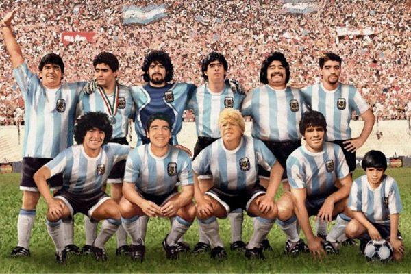 Lançado em 2005, Amando a Maradona conta a história do jogador mais polêmico da Argentina (Publicom/Divulgação )