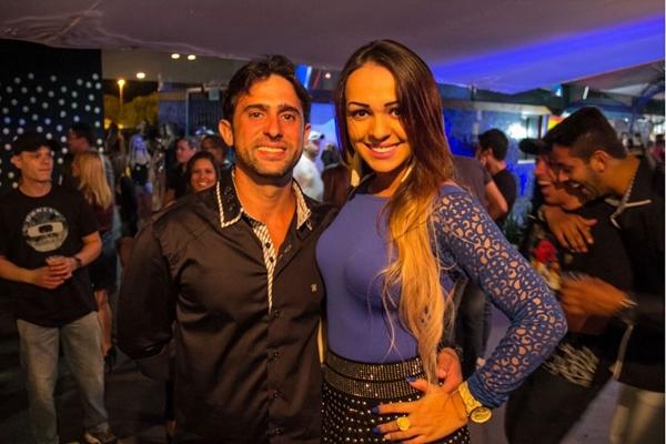 Marcos Bastos e Lívilla Lima (Rômulo Juracy/Esp. CB/D.A Press)