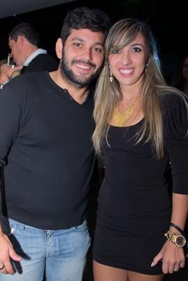 Fernando Freitas e Virgínia Cristina (Rômulo Juracy/Esp. CB/D.A Press)