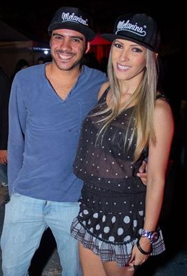 Marcos Menezes e Marcelli Sepúlvada ( Rômulo Juracy/Esp. CB/D.A Press)