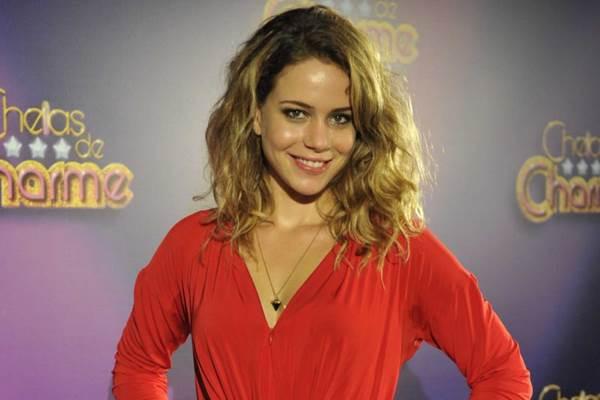 Leandra Leal fará tudo pela família em 'Império' (Renato Rocha Miranda/TV GLOBO)