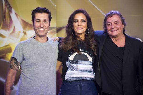 Trio de jurados do programa deve permanecer o mesmo ( TV Globo/Divulgação)