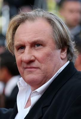Ator Gerard Depardieu (Loic Venace/AFP Photo)