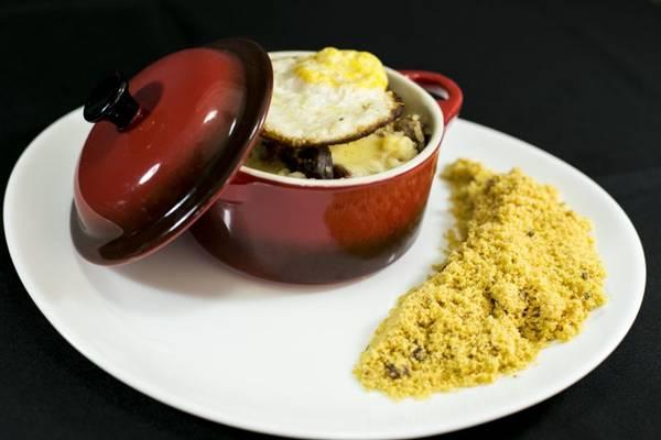 Panelinha mista: petisco inspirado em comidas caseira