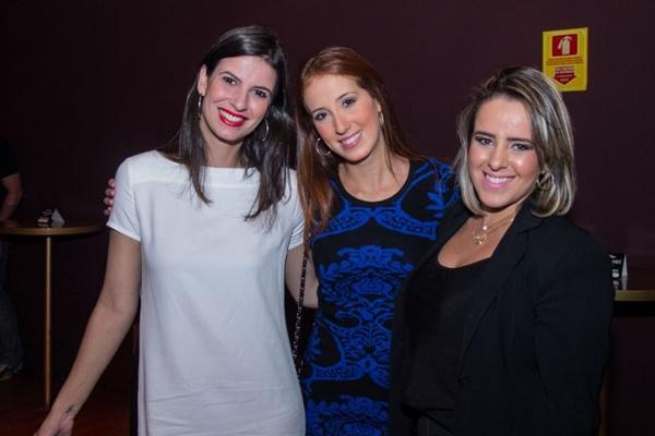 Pryscilla Rossi, Sara Barbosa e Fabiana Cindra (Romulo Juracy/Esp. CB/D.A Press)